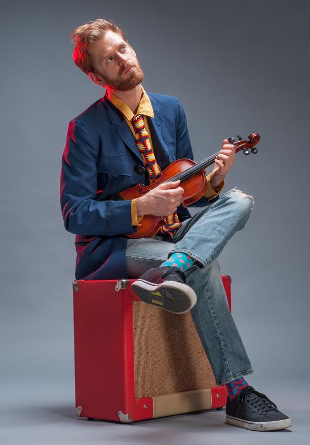 Asheville Violinist
